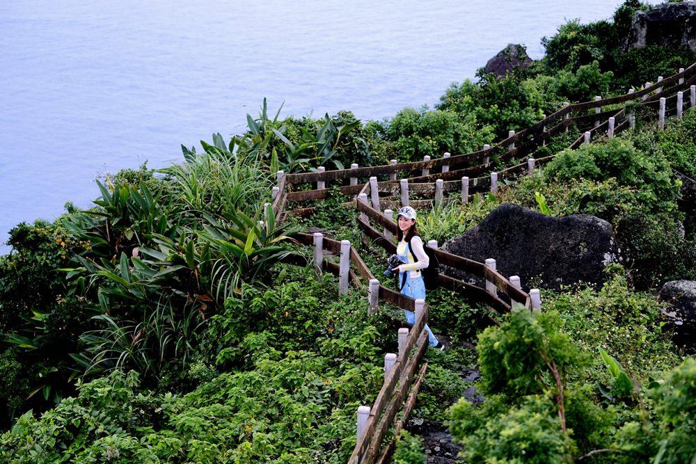 基隆嶼登島遊記─重啟秘境,珍稀動植物的天堂