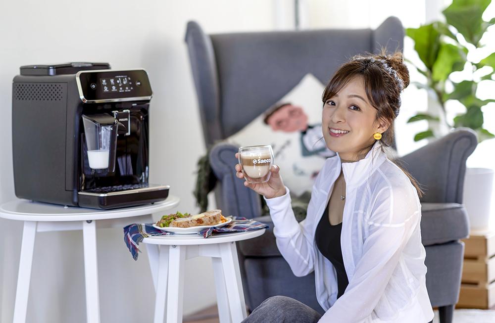 飛利浦全自動義式咖啡機 LatteGo EP2231  一鍵完成雲朵奶泡 好市多獨賣