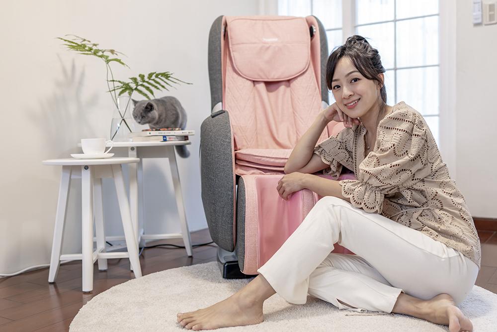 再忙也要寵愛自己 每天讓身心歸零的按摩椅 高島 愛舒服小沙發進化版