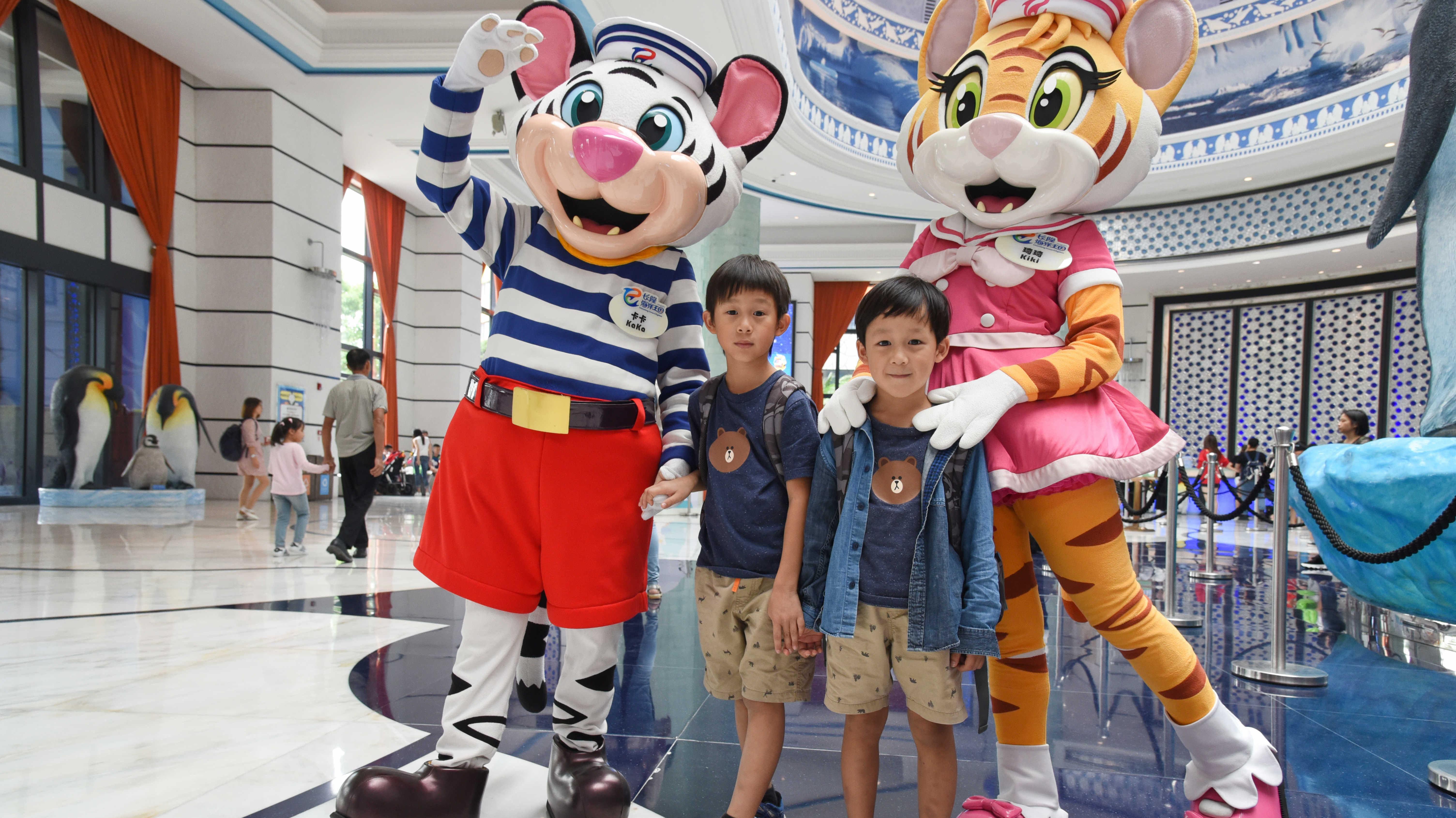 【珠海】離台灣最近的親子主題樂園-長隆海洋王國