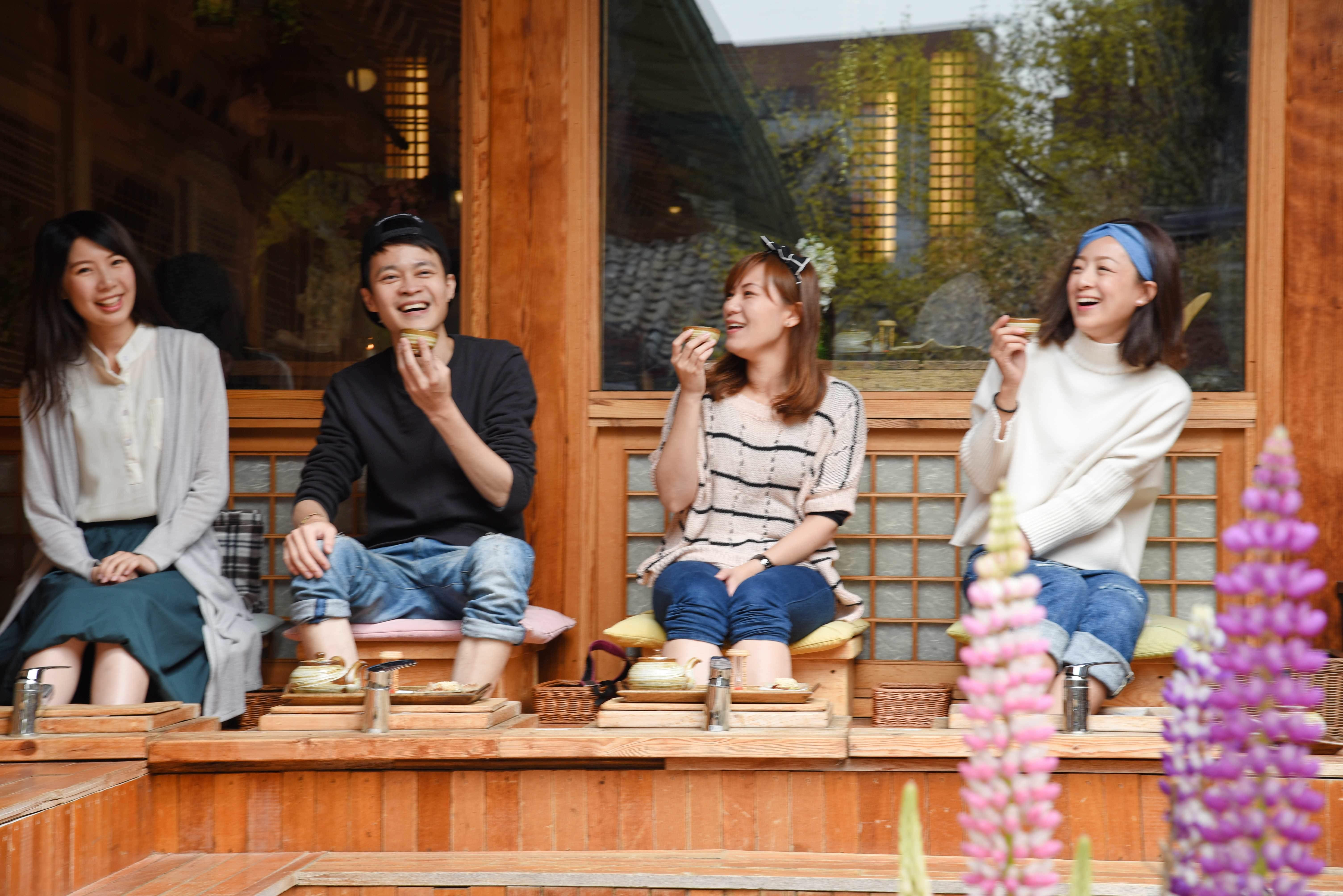 【韓國。首爾】韓方治癒咖啡屋「松佳軒」,品味首爾也可以很愜意!