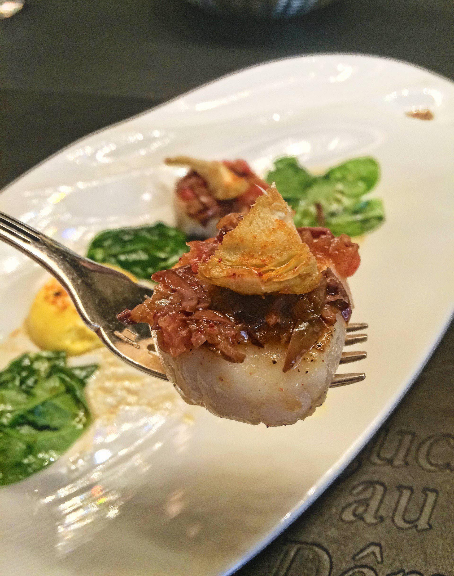 【澳門葡京酒店】賭王最愛的Robuchon au Dôme天巢法國餐廳 & 8餐廳